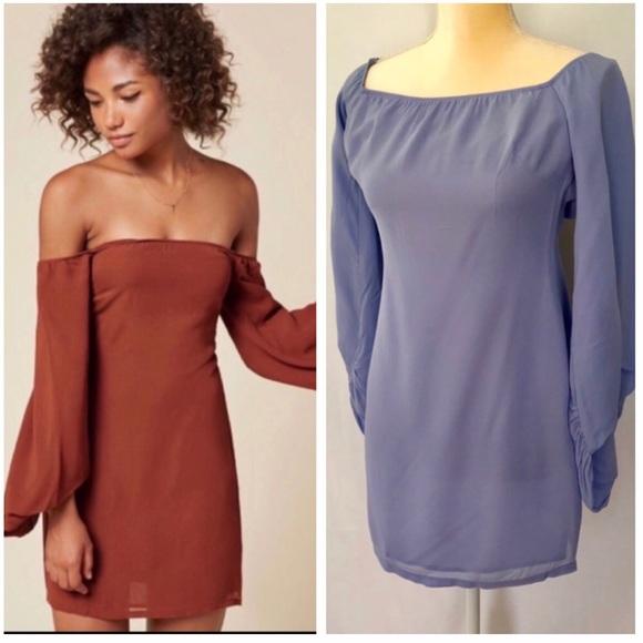 Reformation Dresses & Skirts - Reformation Casanova Bluebell Dress